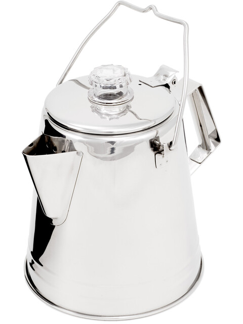 GSI Glacier Stainless 8 Cup Perculator